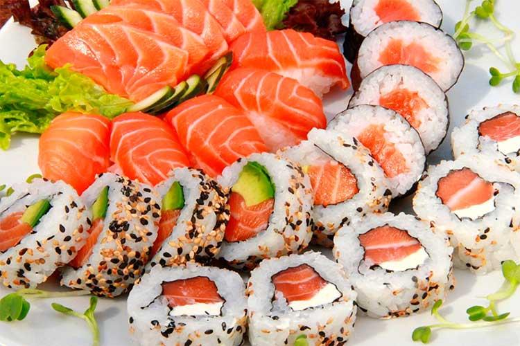 Сбор заказов. Суши и продукты японской кухни 4/2016
