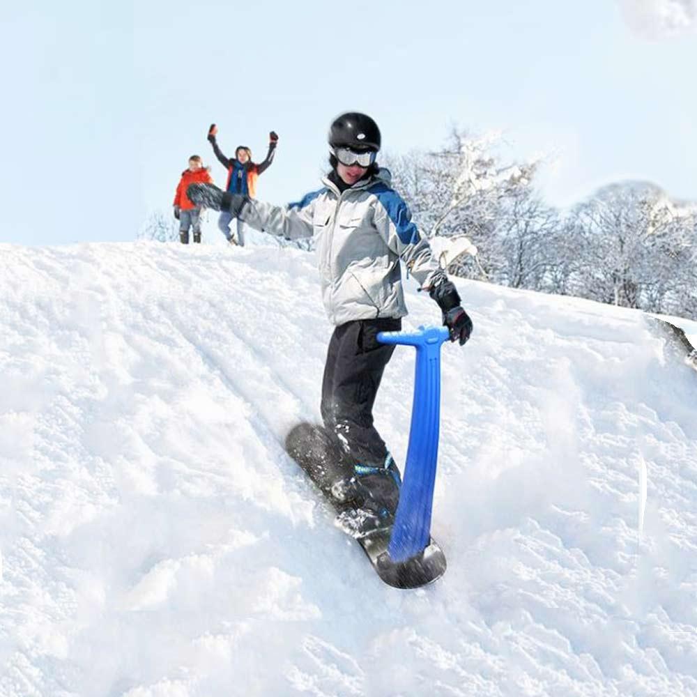 Сбор заказов. Совершенно новый и интересный способ покорять снежные горки и равнины! Снежный самокат Снеговичок! Выкуп3.