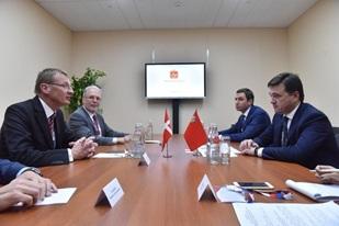Правительство Московской области рассмотрит предложения Данфосс по модернизации ЖКХ