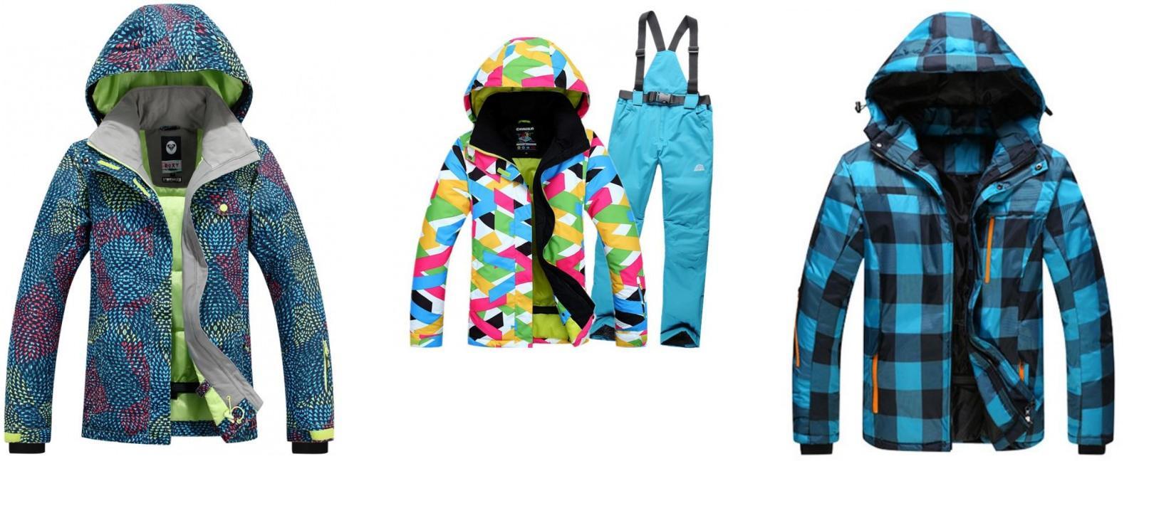 Сделай лучший выбор горнолыжной одежды здесь. Яркие зимние костюмы, мембранные куртки и брюки.