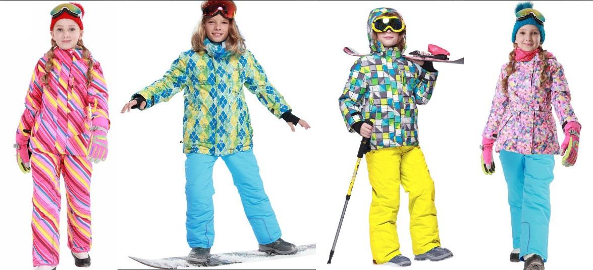 Сбор заказов. Phibee-7. Новая коллекция! Горнолыжная одежда для всей семьи: костюмы, куртки, штаны. Прочная, легкая