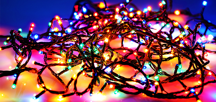 Сбор заказов. Светодиодные гирлянды на любой вкус от 45 руб! Без ярких огней праздник - не праздник!