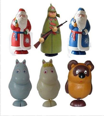 Сбор заказов. Уникальные самодвижущиеся игрушки. Трогательный гуляющий медвежонок Винни-Пух, шагающий Дед Мороз. Без батареек и без подзавода. Не имеет аналогов в мире. Цена в 3 раза ниже розничной. Сбор 2