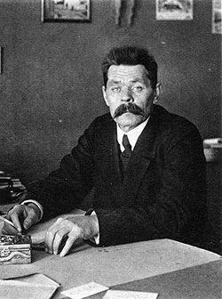 Духовный крах Алексея Пешкова.