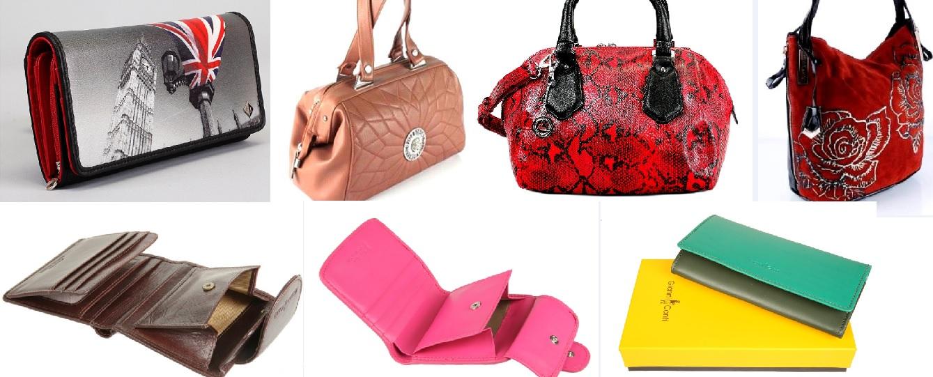 Женские и мужские сумки, кошельки, ремни. Очень красиво. Выбираем подарки!