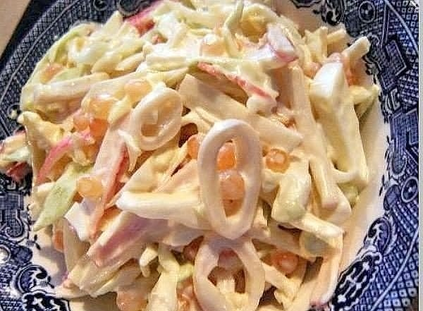 Кальмары вкусные рецепты приготовления