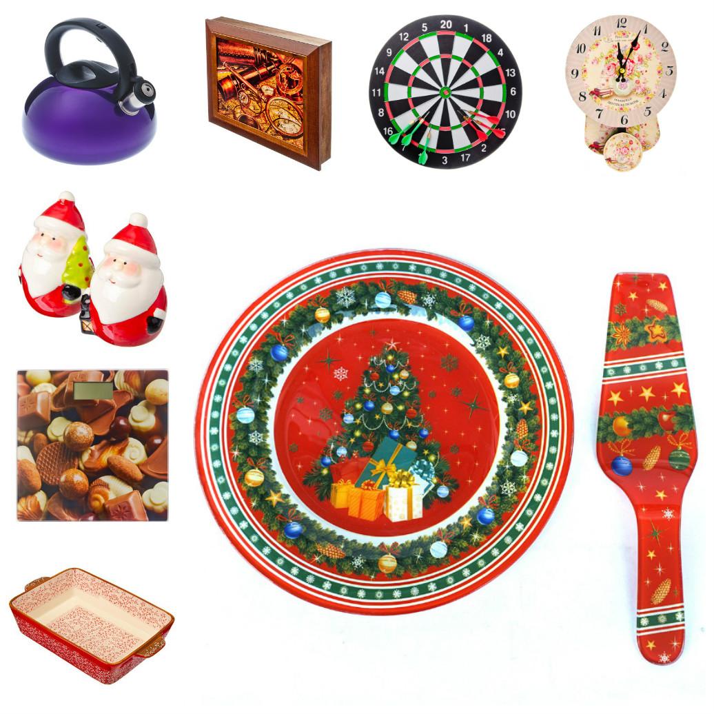 ПредNovogodняя! Женская закупка No1! Дом+кухня+ спорт+авто! Готовим подарки!