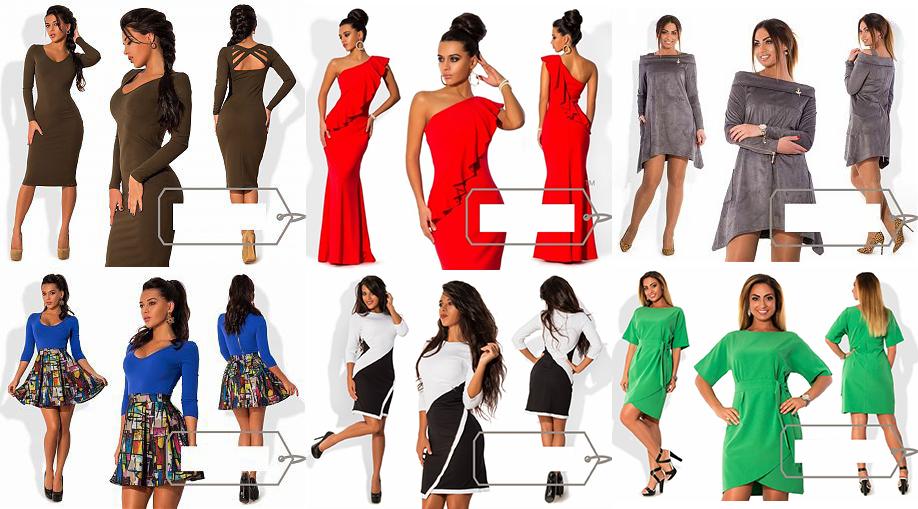 Сбор заказов. ПЛАТЬЯ! Стильная, молодежная, элегантная одежда от 36-56 размера. Выкуп 2