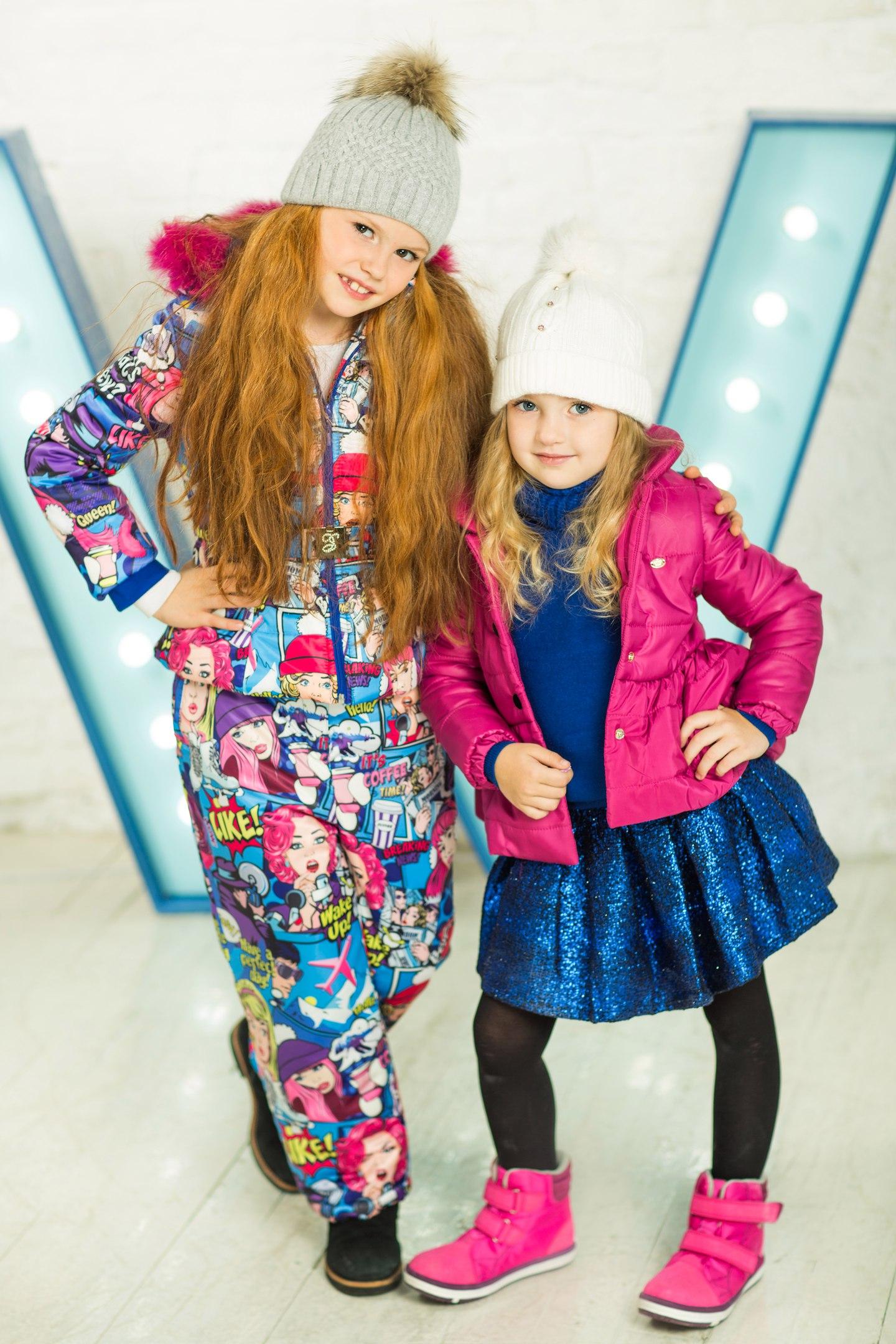 Sтильняshка - детская дизайнерская одежда российского производства-4