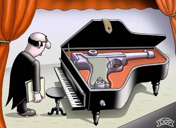 Ты с любым инструментом играй, только мамины нервы не трогай. :0)