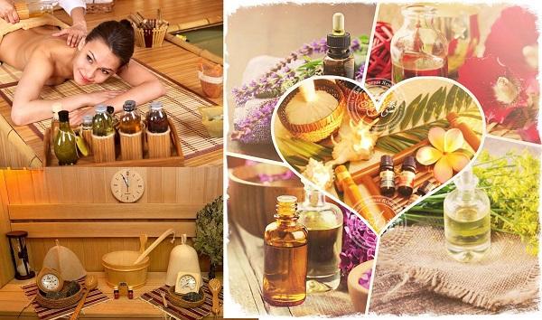 Иммуносфера. Любителям бани, массажа и ароматерапии.