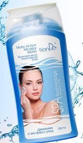 Мультиактивная мицеллярная вода! Работает за троих! Всего за 151 рубль)))