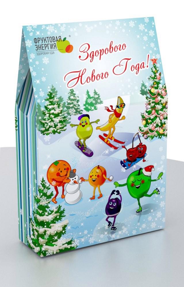 Сбор заказов. Подарки Здорового Нового Года! Фрутилад - батончики на основе фруктов, без сахара! Энергетические