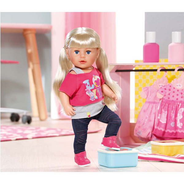 Новинки от Zapf Creation (BabyBorn) в т.ч. вот такая замечательная кукла Сестричка!