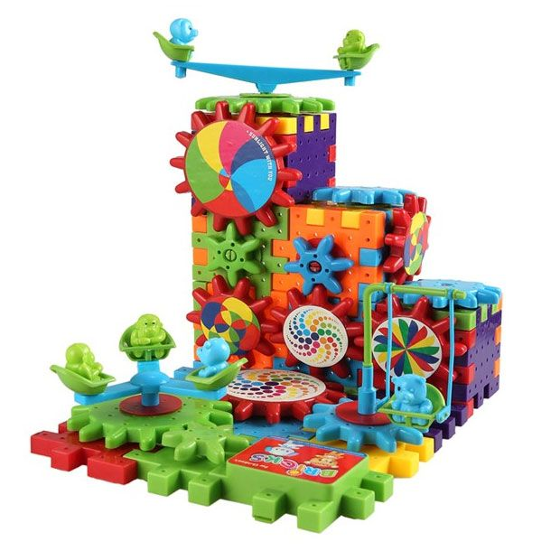 Конструктор Funny Bricks - Уникальный развивающий конструктор для детей от 3-х лет. Выкуп 1