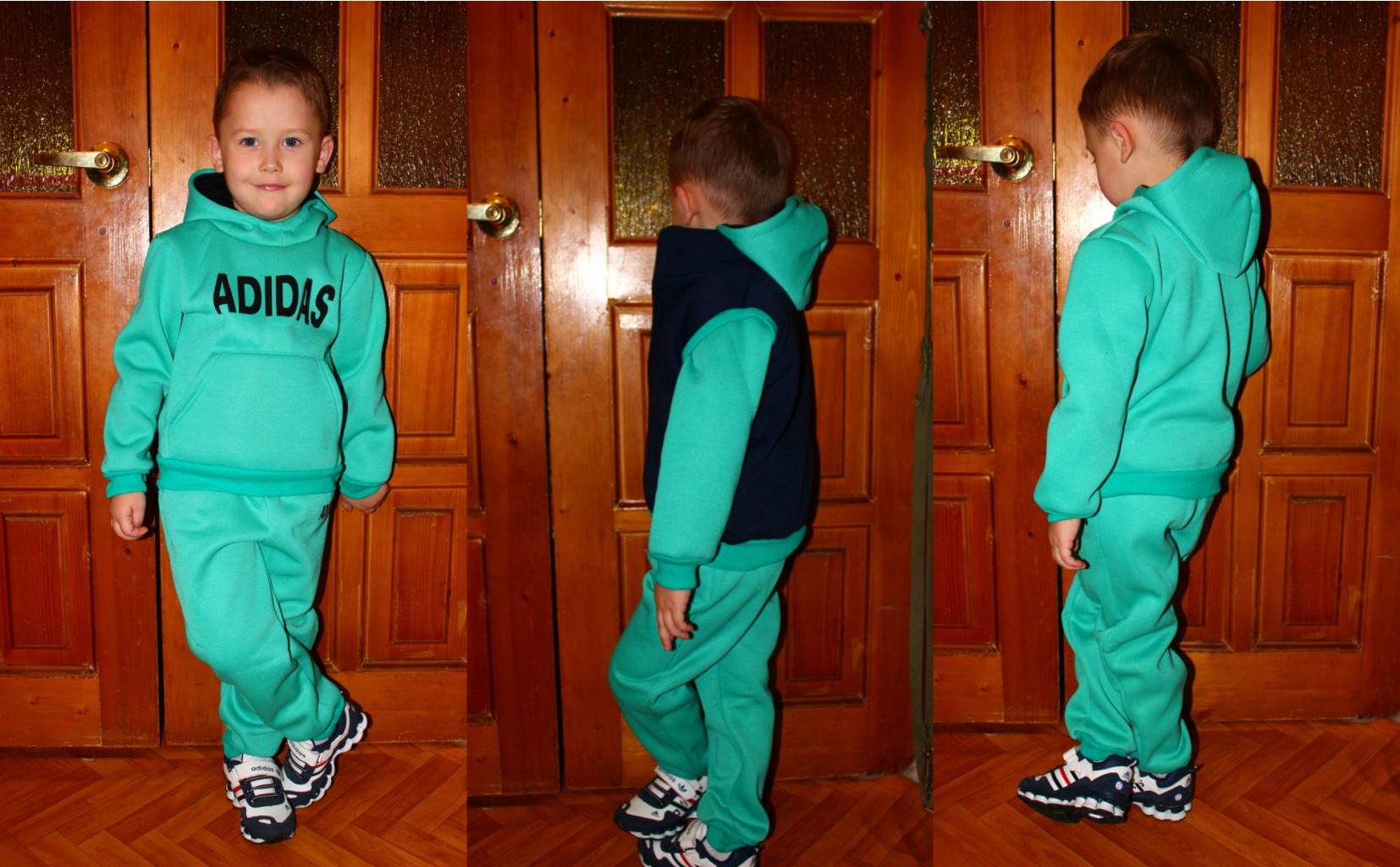 Спортивный стиль для мальчишек и девчонок.