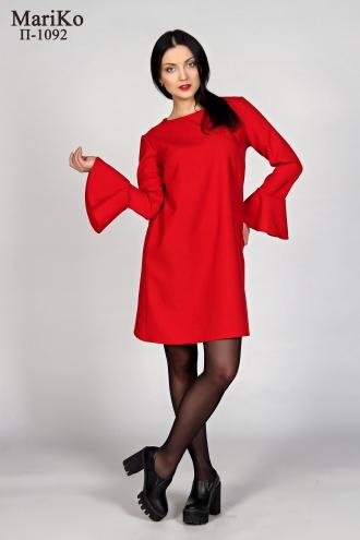 Сбор заказов. Стильные платья праздничные и на каждый день от ТМ M@riko по доступным ценам! а также юбки, костюмы и блузки! Цены от 400 рублей! Без рядов.