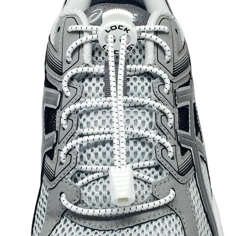 Шнурки без завязок Lock laces - быстро, удобно, надежно
