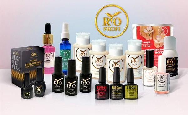 Сбор заказов. Новый бренд RIO Profi- все для отличного маникюра, педикюра, парафинотерапии, депиляции, большой выбор материалов. Все для вашей красоты в одном месте.