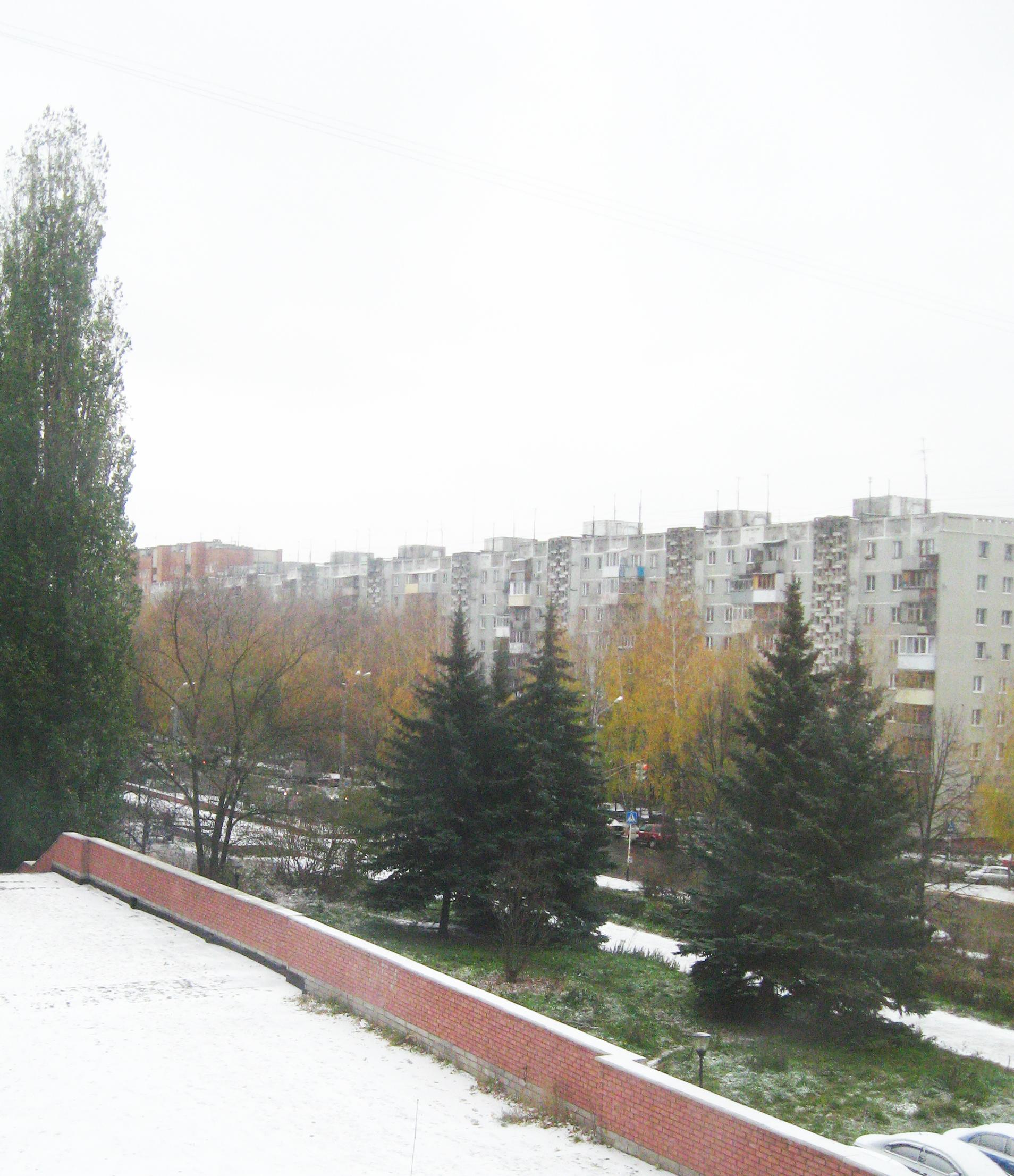 Зима будет долгой, но все обойдется..