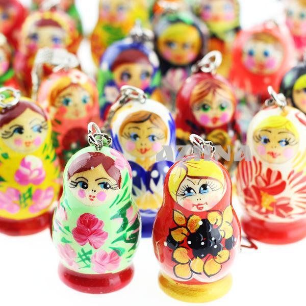 Русский сувенир - матрешки, игрушки и многое др. от 15 р.!