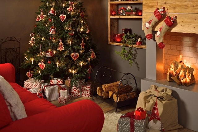 Предновогодний выкуп декора для дома и предметов интерьера. Начинаем подготовку к волшебному празднику! :)