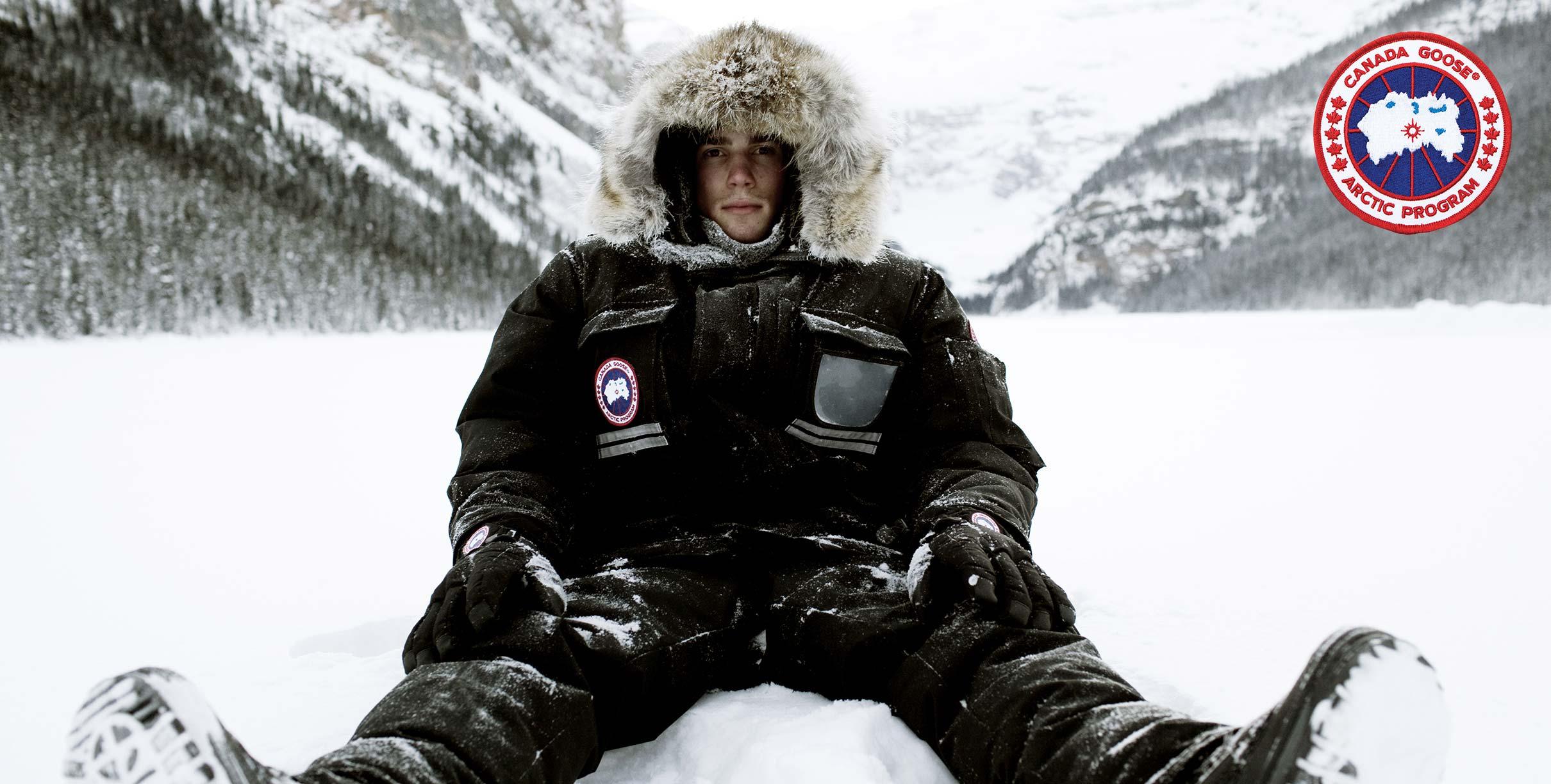 ВНИМАНИЕ! АКЦИЯ НА ЭТУ ЗАКУПКУ ОРГ 9% CANADA GOOSE - и вам не страшен холод!