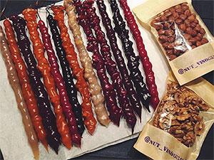 Сбор заказов. Восточная сладость- настоящая свежайшая чурчхела и фруктовая пастила.