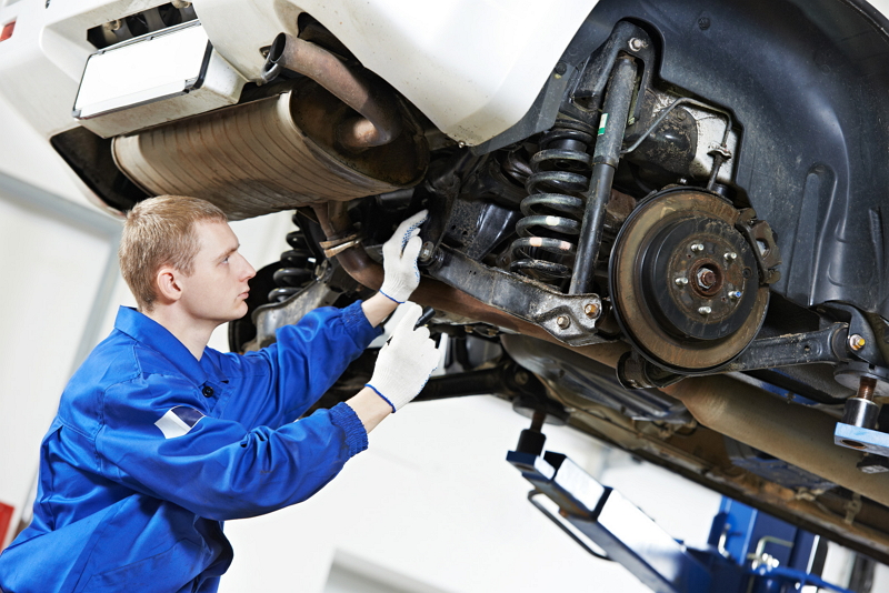Диагностика ходовой части автомобиля в Нижнем Новгороде.