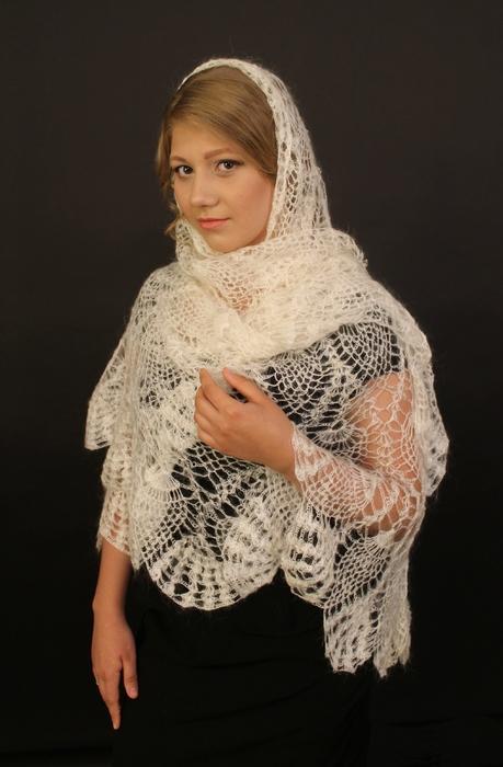 Сбор заказов.Настоящие узбекские пуховые платки, паутинки, пончо, пелерины - 2. Последний сбор перед Новым Годом!