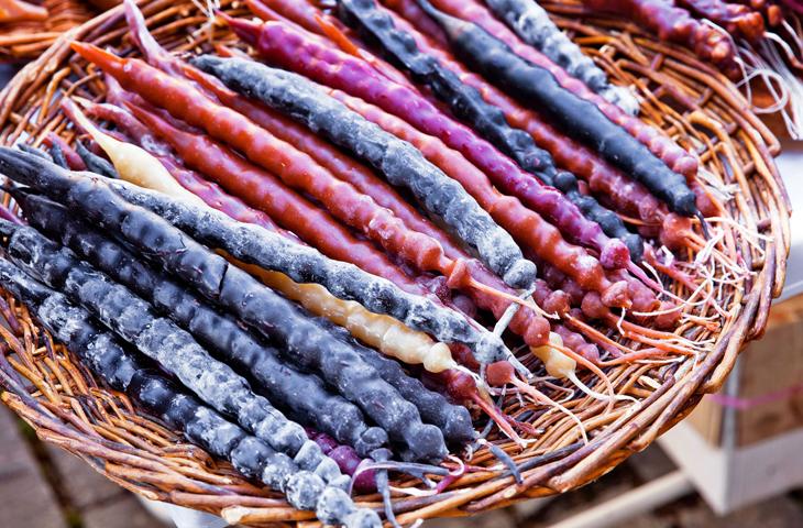 Сбор заказов. Полезные вкусности: наивкуснейшая чурчхела и нежнейшая фруктовая пастила.Выкуп 2