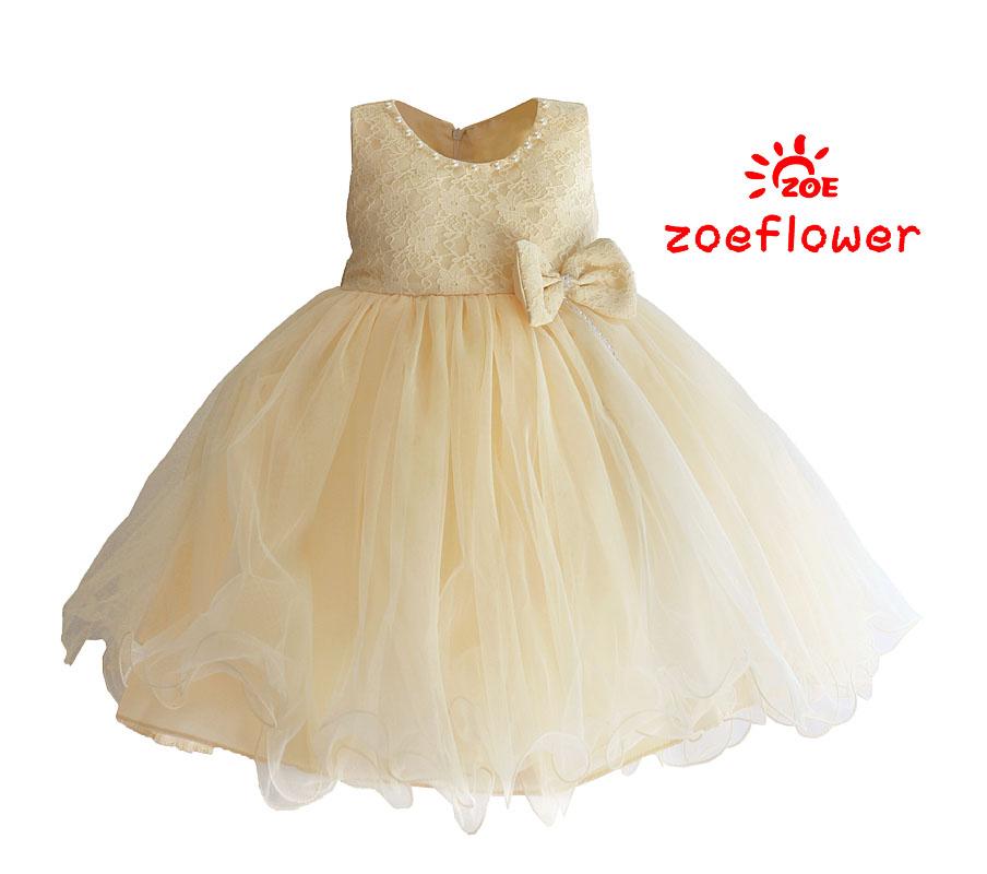 Сбор заказов. Детские дизайнерские платья Zoe Flower для праздников.