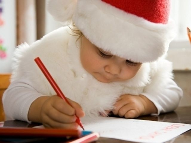 Я Деду Морозу письмо напишу