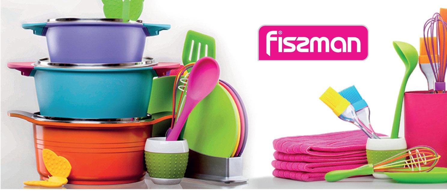 Сбор заказов. Подарок для хозяйки -посуда и аксессуары для кухни от Fissman-33
