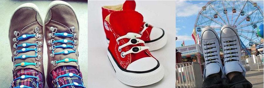 Сбор заказов. Мега-хит! Силиконовые шнурки Hilaces. Ярко! Модно! Удобно! Сбор 2