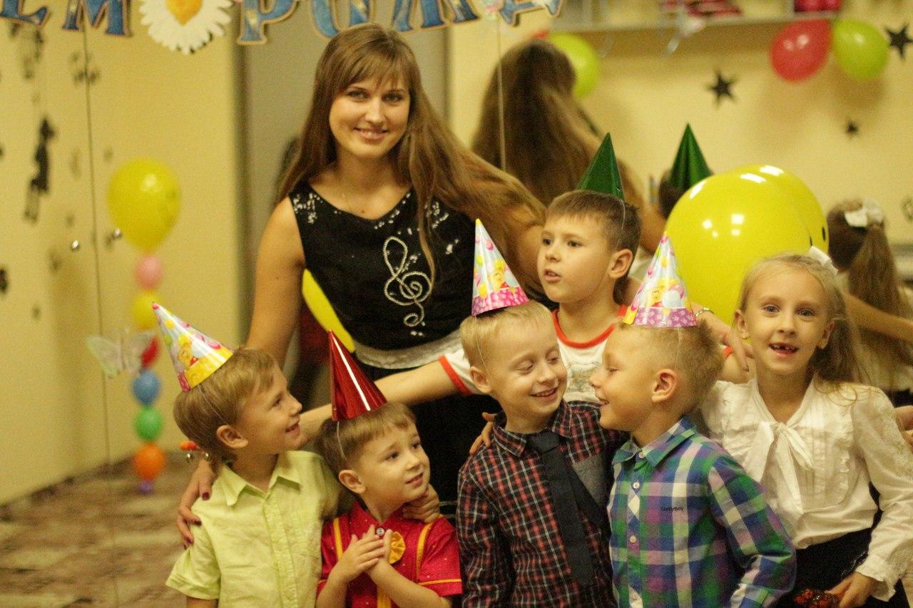 День Рождения в Виртуозах