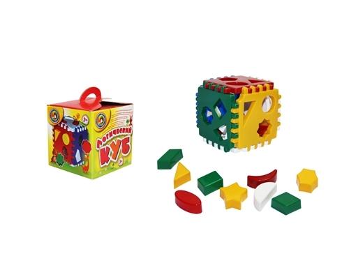 Логический куб (130х130 мм) арт. 5185, 122 руб.