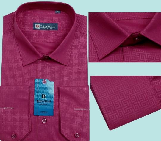 Сбор заказов. Рубашки и галстуки Brostem, для настоящих мужчин.