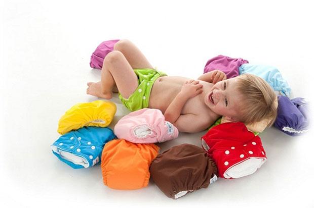 Многоразовые подгузники и трусики для приучения к горшку есть  пеленки и наматрасники  BabyLand - 3 всё лучшее детям!