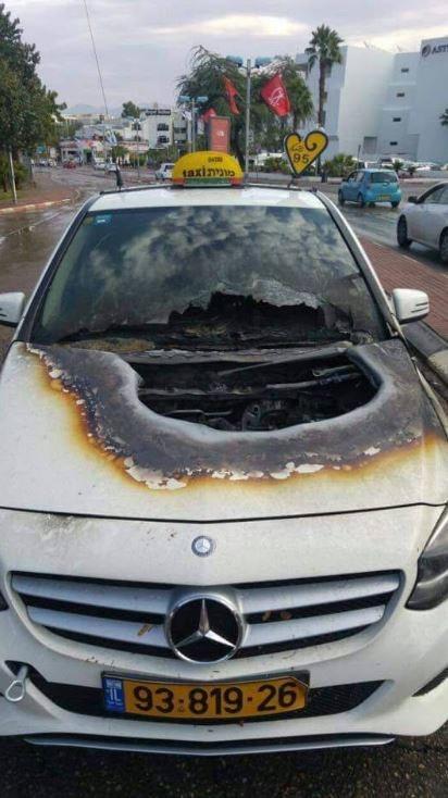 Наверняка каждого интересовал вопрос, что будет, если удар молнии придется на кузов автомобиля...   Ну... в общем вот..