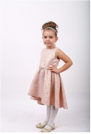 Сбор заказов. Необычайно красивые парчовые платья Верона для девочек. К Новому году и не только) Размеры от 98 до 152!