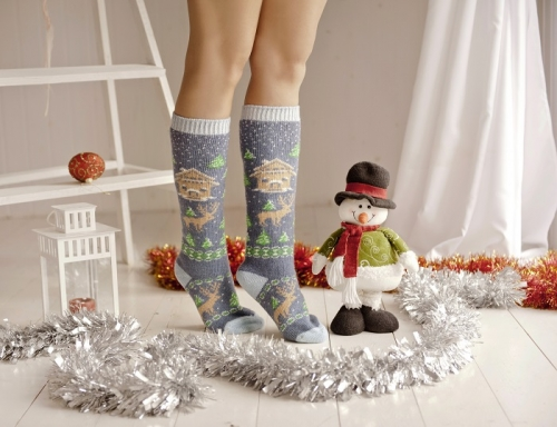 Сбор заказов.Оригинальный и недорогой подарок к Новому Году.Дизайнерские шерстяные носочки и гольфы для всей семьи от ТМ Б@бушкины носки.Отлично подойдут к фотосессии. Цены от 75р. Утепляемся к холодам. Выкуп-2.