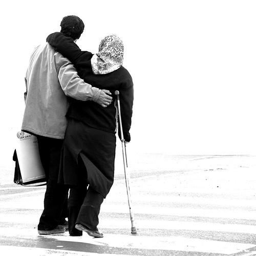 Волевое усилие в любви.