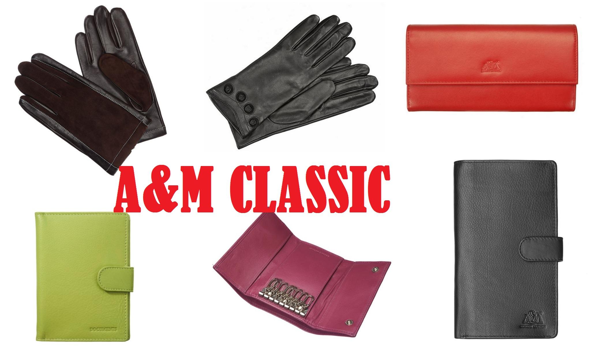Подарки к Новому году! A&M - кожгалантерея напрямую от производителя. Премиум качество по приятным ценам! Мужской и женский ассортимент: перчатки, кошельки-портмоне, ключницы, обложки. Выкуп 3