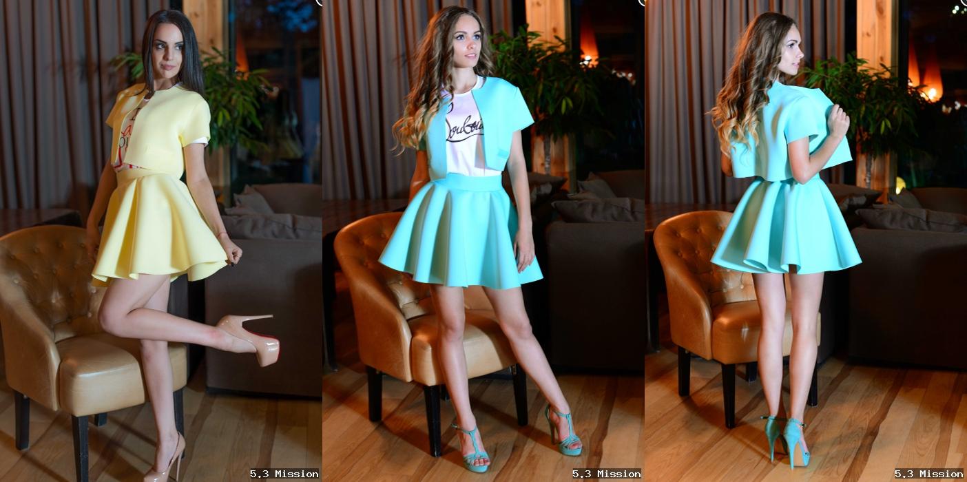Сбор заказов. Девушка с обложки 6. 53 Mission - проверенное качество трендовой одежды по приятной цене: легинсы от 5$, платья от 7$, свитера, кофты, свитшоты от 7$, костюмы от 10$.