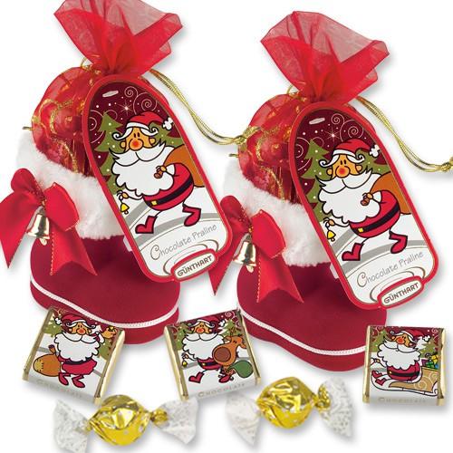 Рекомендую. Сбор заказов. Шоколадные подарки на Новый год и Рождество из Германии. G*u*n*t*h*a*r*t. Не устоят ни взрослые, ни дети!