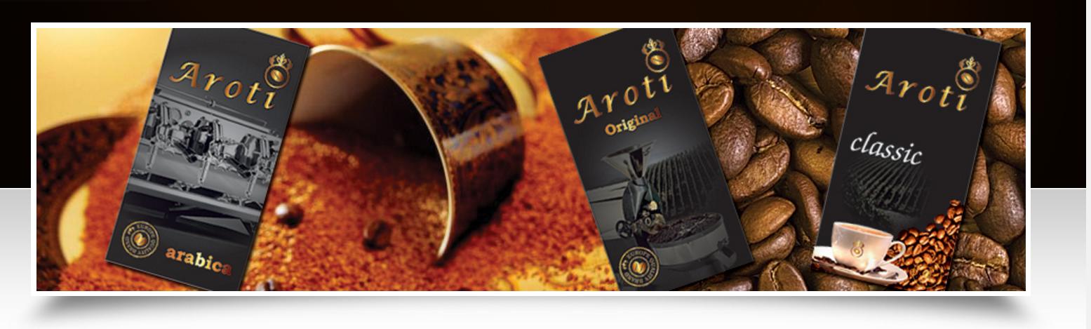Сбор заказов. Кофе Aroti - кофе премиум класса, сделанный из кофейных зерен лучших сортов.