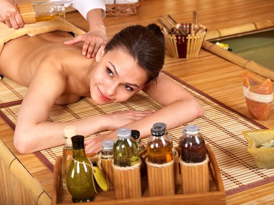 Иммуносфера-2. Любителям бани, массажа и ароматерапии.