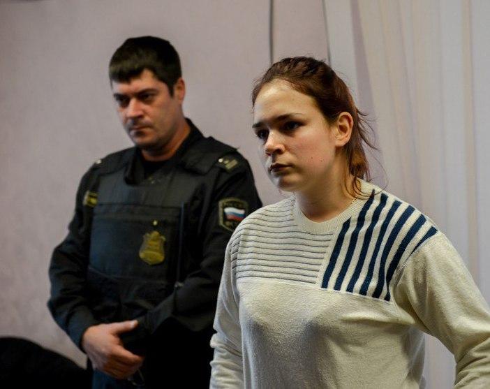 Живодёрка Алина Орлова отпраздновала свое совершеннолетие в камере следственного изолятора.