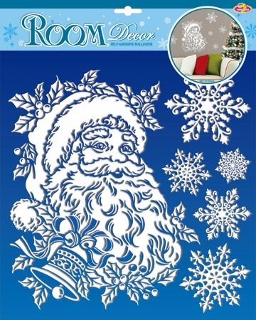 Сбор заказов. Интерьерные наклейки от Ro*om De*cor. Новогодние, крючки. А также декоративные панели, мозаика, доски для записей, наклейки на унитаз! -17